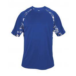 4140 Digital Camo Hook Jersey By Badger Sports
