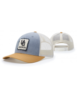 115 Low Pro Trucker Mesh Adjustable Hat by Richardson Cap