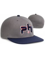 OTX60 One-Touch High Profile A-Flex Hat by Pacific Headwear