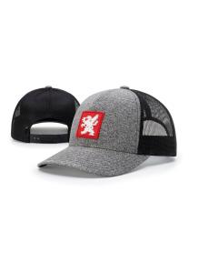 62b99a31185daa 115CH Pro Heather Low Trucker Mesh Hat by Richardson Cap