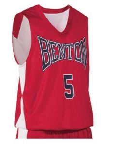 Overdrive Performance Reversible Basketball Jersey by Teamwork Athletic Style Number 1432