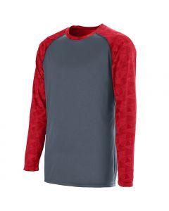 Fast Break Long Sleeve Jersey by Augusta Sportswear Style Number 1726