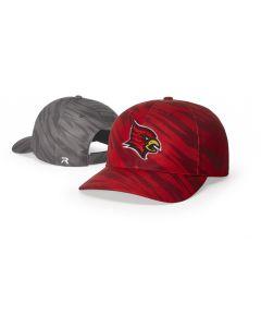 177 Streak Camo Adjustable Hat by Richardson Cap