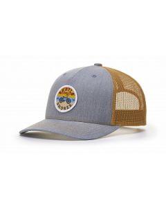 112FP Five Panel Trucker Mesh Adjustable Hat by Richardson Cap