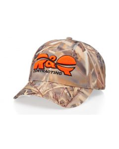 843 Camo Sport Casual Adjustable Hat by Richardson Caps