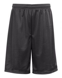 "11"" Mesh Tricot Short by Badger Sport Style Number 7211"