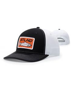 f7f6e30331af5 NEW Twill Back Trucker Adjustable Hat 312 by Richardson Cap