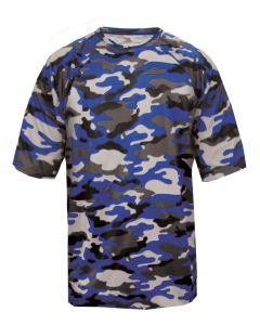 Camo Performance Jersey by Badger Sport Style Number 4181