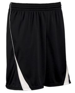 Finger Roll 11 Inch Inseam Reversible Basketball Short by Teamwork Athletic Style Number 442B