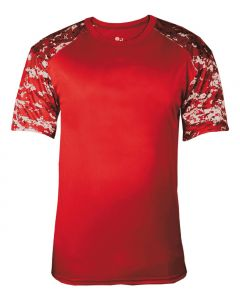 Digital Camo Battle Sport Jersey by Badger Sport Style Number 4526