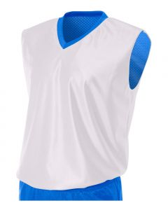 Reversible Mesh/Dazzle Muscle Basketball Jersey by A4 Sportswear NF1264