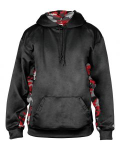 Camo Hoodie by Badger Sport 1469