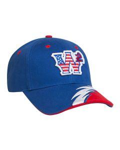 "500C ""Flash"" Adjustable Hat by Pacific Headwear"