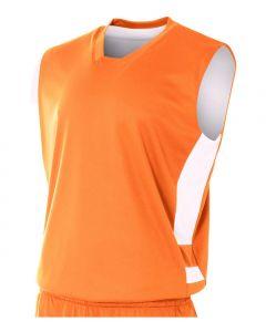 Reversible Speedway Muscle Basketball Jersey by A4 Sportswear N2349