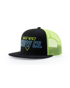 511 Wool Trucker Mesh Snapback Adjustable Hat by Richardson Caps 6bff146cfc86