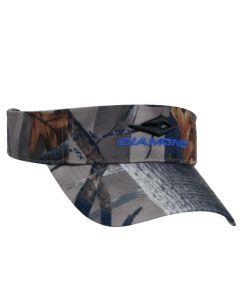 525V Camouflage Camo Visor by Pacifc Headwear