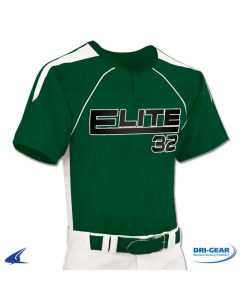 DRI-GEAR? 2-Button Baseball Jersey by Champro Sports Style Number: BS32