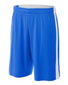 "10"" Reversible Performance Short by A4 Sportswear N5284"