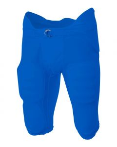 Youth Flyless Integrated Football Pant by A4 Sportswear NB6180