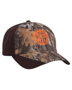 673C Brushed Cotton Hat with Camouflage by Pacific Headwear