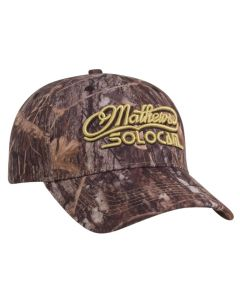 690C Structured Camo Hat by Pacific Headwear with 3D Embroidery Front FREE SHIPPING