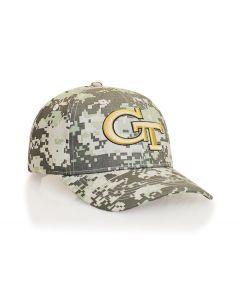 695C Digital Camo Adjustable Hat by Pacific Headwear