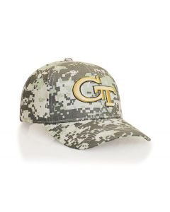 695C Digital Camo Adjustbale Hat by Pacific Headwear with Custom 3D Logo FREE SHIPPING