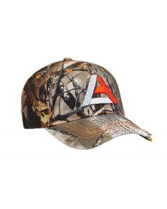 696C Distressed Camo Adjustable Hat by Pacific Headwear