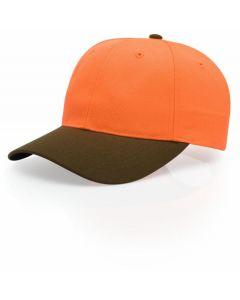 884 Blaze/Duck Cloth Adjustable Hat by Richardson Caps