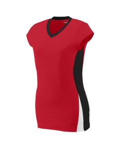 Ladies Performance Hit Jersey by Augusta Sportswear Style Number 1310