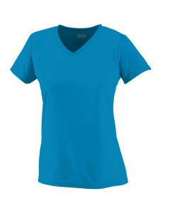 Ladies Performance Wicking Shirt by Augusta Sportswear Style Number 1790