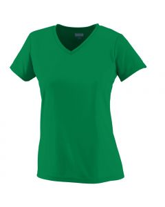 Girls Performance Wicking Shirt by Augusta Sportswear Style Number 1791