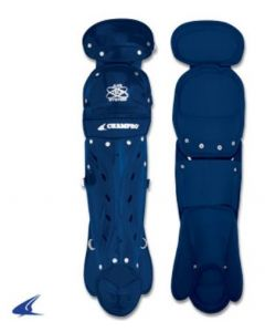 Contour Fit Senior League 14.5 Inch Leg Guards by Champro Sports Style Number CG04