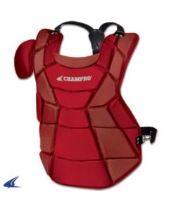"Contour Fit Premium Lightweight Adult 17.5"" Chest Protector by Champro Sports Style Number CP01"