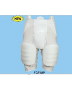 MARTIN FOOTBALL 6 POCKET GIRDLE WITH 5 FIXED PADS (youth and adult)