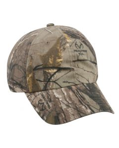 Camo Garment Washed Adjustable Hat by OC Sports CGW-115