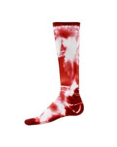 Tie Dye Compression Sock by Red Lion Sports Style Number 4019, 4020