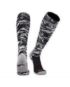 Woodland Camo Over Calf Socks by TCK