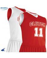 5d21533db5e Clutch Z-Cloth Dri Gear Reversible Basketball Jersey by Champro Sports  Style Number BBJ11
