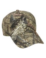 Camo Cotton Twill Adjustable Hat by OC Sports 350 b090f6f071d9