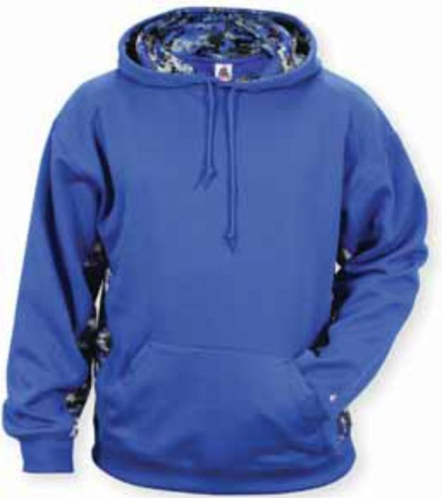 a0da0300f8924 Digital Camo Hood Sweatshirt by Badger Sport at Graham Sporting Goods TEAM  DISCOUNTS Style Number 1464