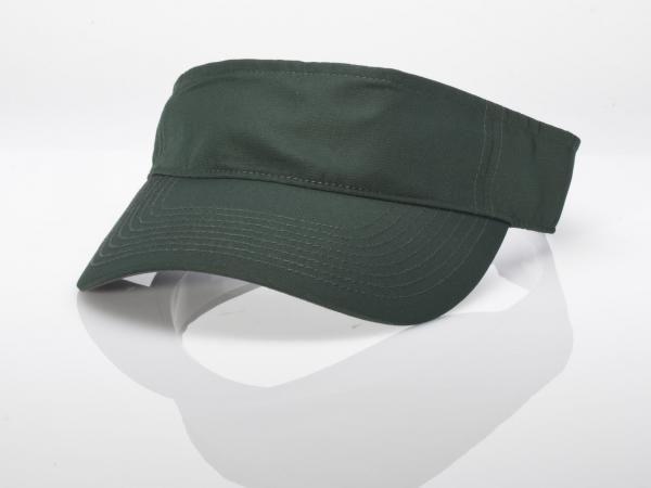 b0b83ee5cc9 Dark Green. Dark Green. 160 Performance Adjustable Visor by Richardson Caps
