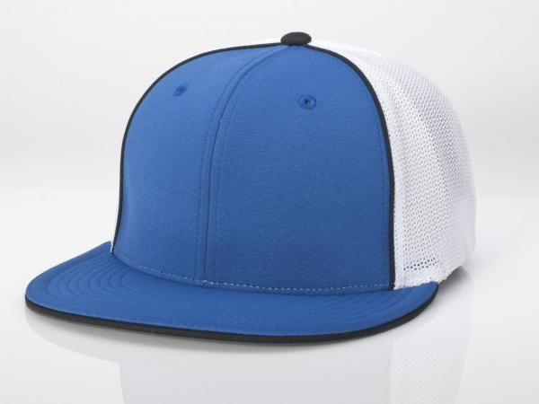 818b9e237e520 165 Pulse Mesh with Piping FlexFit Hat by Richardson Caps