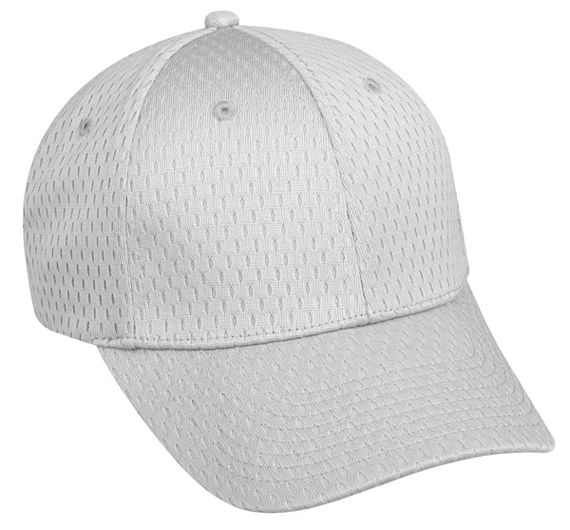 2d8edbbdf FlexFit Jersey Mesh Hat by OC Sports PFX-120