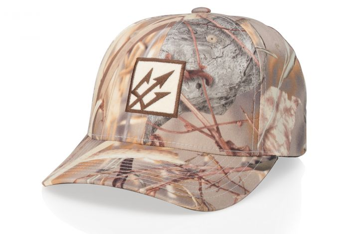 ed2c04ec538 845 Camo Poly Twill FlexFit Hat by Richardson Caps