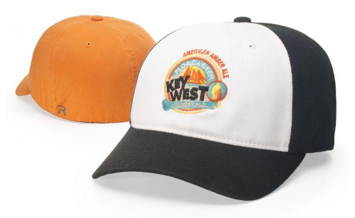 Custom Trucker Hat Richardson Sport Basketball Fire Ball Embroidery Team Cotton