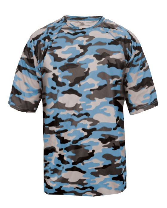 38293058d0d Buy Youth Camo Performance Jersey by Badger Sport Style Number 2181