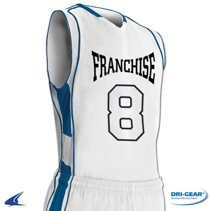 34e14093299 Franchise Basketball Jersey by Champro Sports Style Number BBJ8