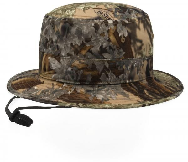 808 Camo Boonie Hat by Richardson Caps 845f25f6045