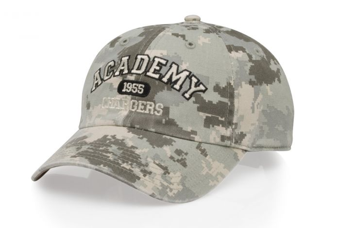 0365caeed341ec 840 Relaxed Camo Twill Adjustable Hat by Richardson Caps